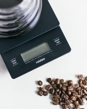 vesy_hario_coffee_drip_scale